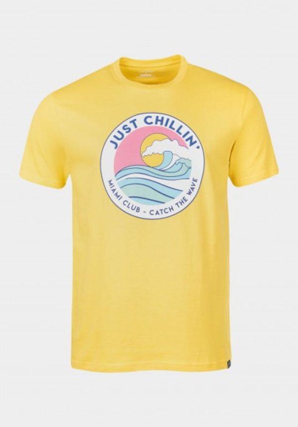Camiseta Northampton Amarilla