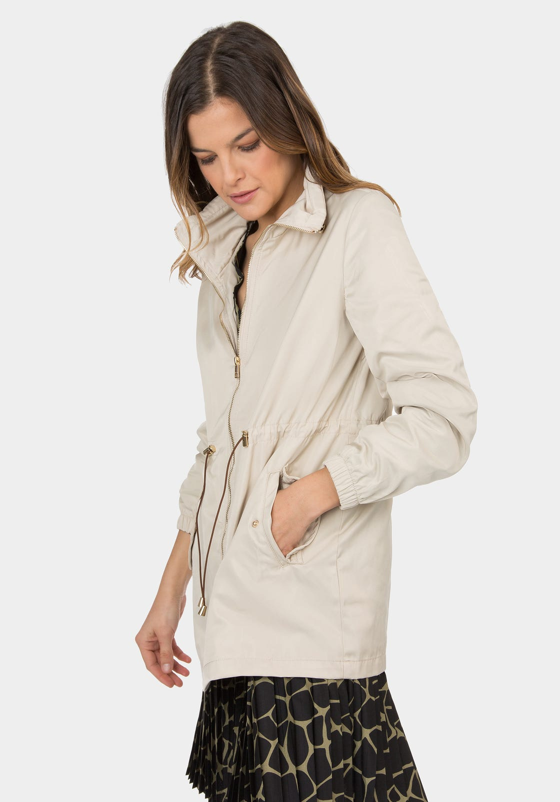 Jacket Lazarus Beige