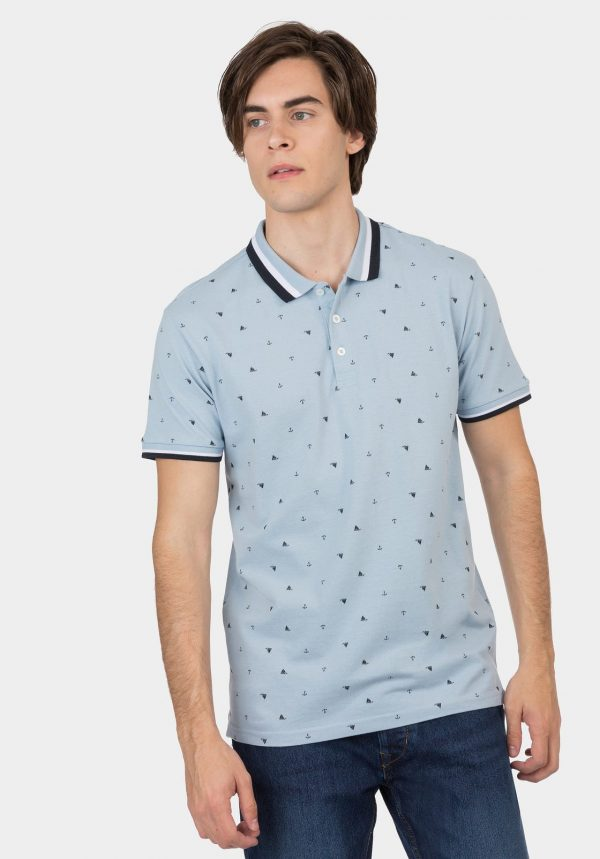 Polo Mcgregor Estampado