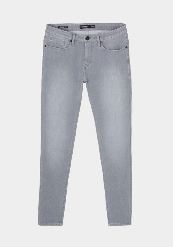 Pantalón Skinny Fit Gris