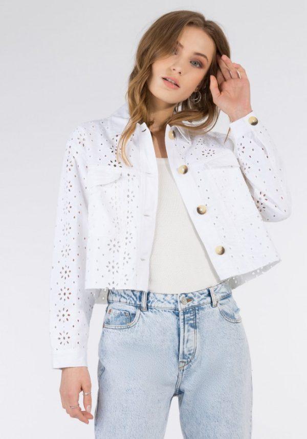 Jacket Blanca Shay