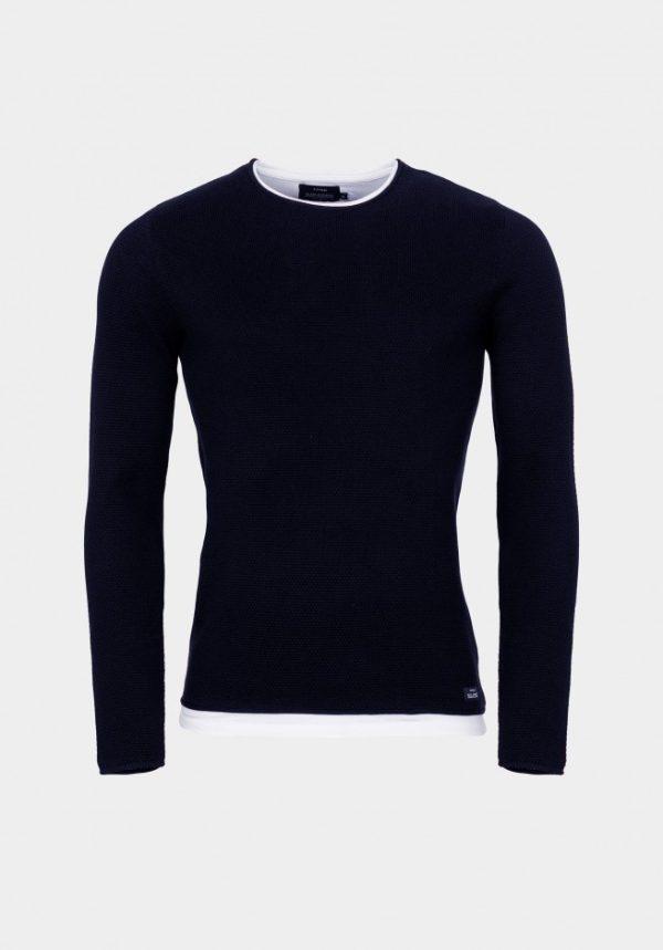 Jersey Combinado Textura