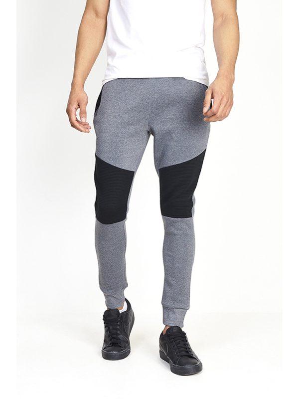 Pantalón Deportivo Con Paneles Frontales