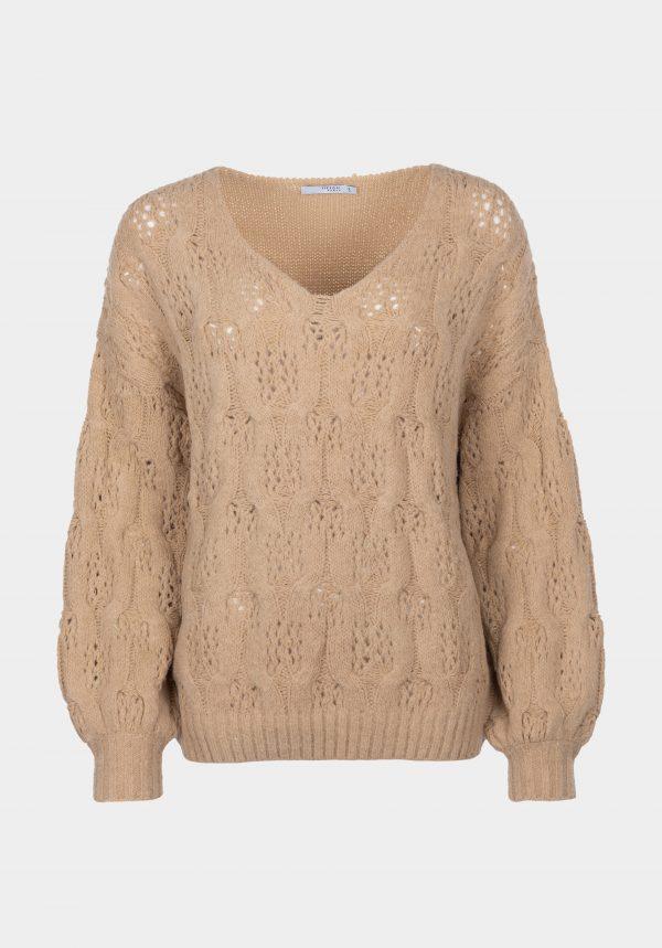 Sweater Oversize Destellos Brillantes