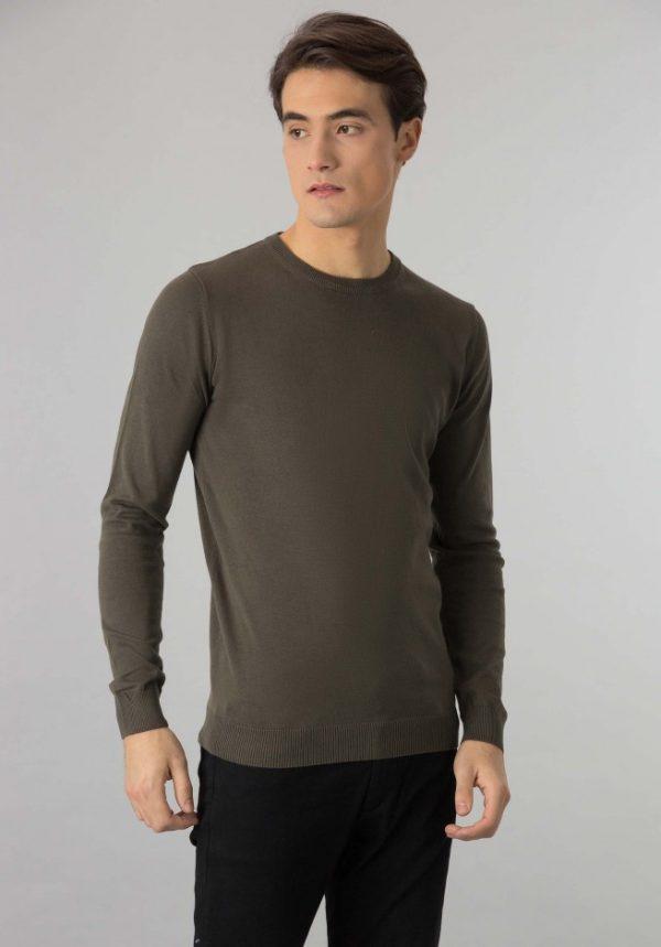 Sweater Boss Kaki
