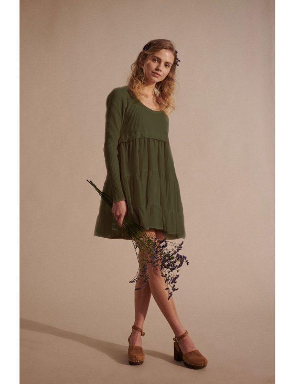 Vestido Jane Verde